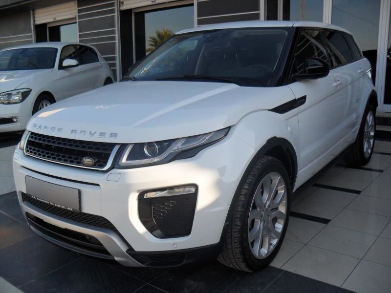 annonce vente land rover range rover evoque. Black Bedroom Furniture Sets. Home Design Ideas