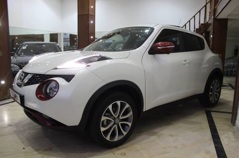 annonce vente nissan juke tekna camera toit kl. Black Bedroom Furniture Sets. Home Design Ideas