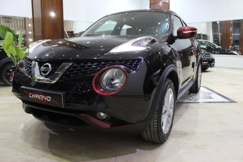 annonce vente nissan juke tekna toit camera kl. Black Bedroom Furniture Sets. Home Design Ideas