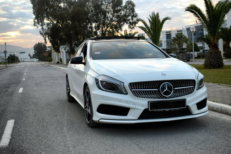 annonce vente mercedes benz classe a a180 amg night pack. Black Bedroom Furniture Sets. Home Design Ideas