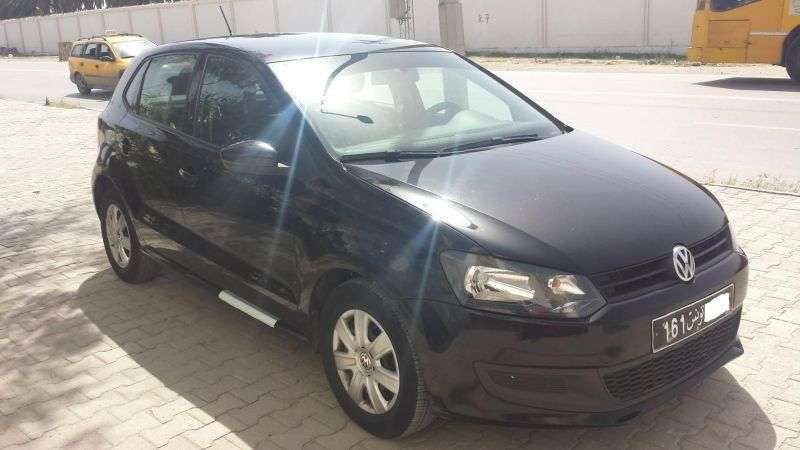 annonce vente volkswagen polo 1 2 essence. Black Bedroom Furniture Sets. Home Design Ideas