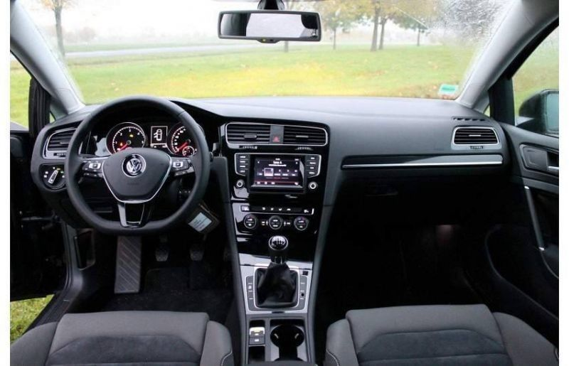 annonce vente volkswagen golf 7 tdi 110 cv 81kw. Black Bedroom Furniture Sets. Home Design Ideas