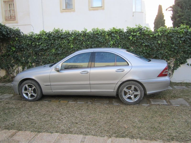 Mercedes Classe C Essence : annonce vente mercedes benz classe c essence ~ Maxctalentgroup.com Avis de Voitures