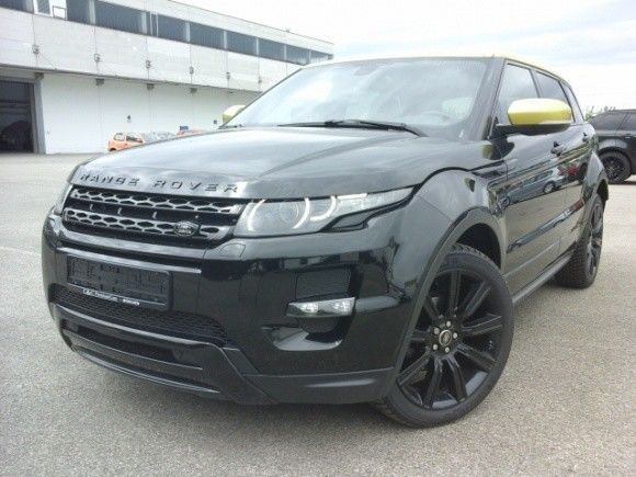 annonce vente land rover range rover evoque 2 2 sd4 190 dynamic. Black Bedroom Furniture Sets. Home Design Ideas