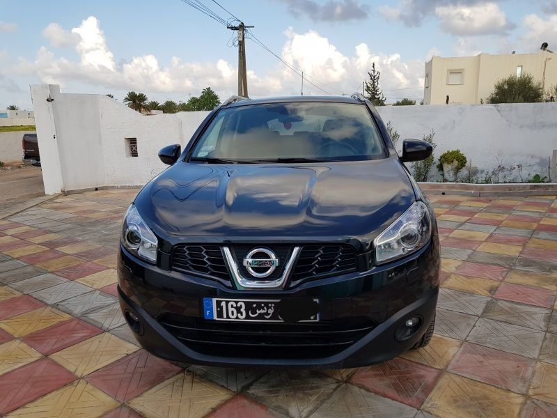annonce vente nissan qashqai tekna 15000 km diese. Black Bedroom Furniture Sets. Home Design Ideas