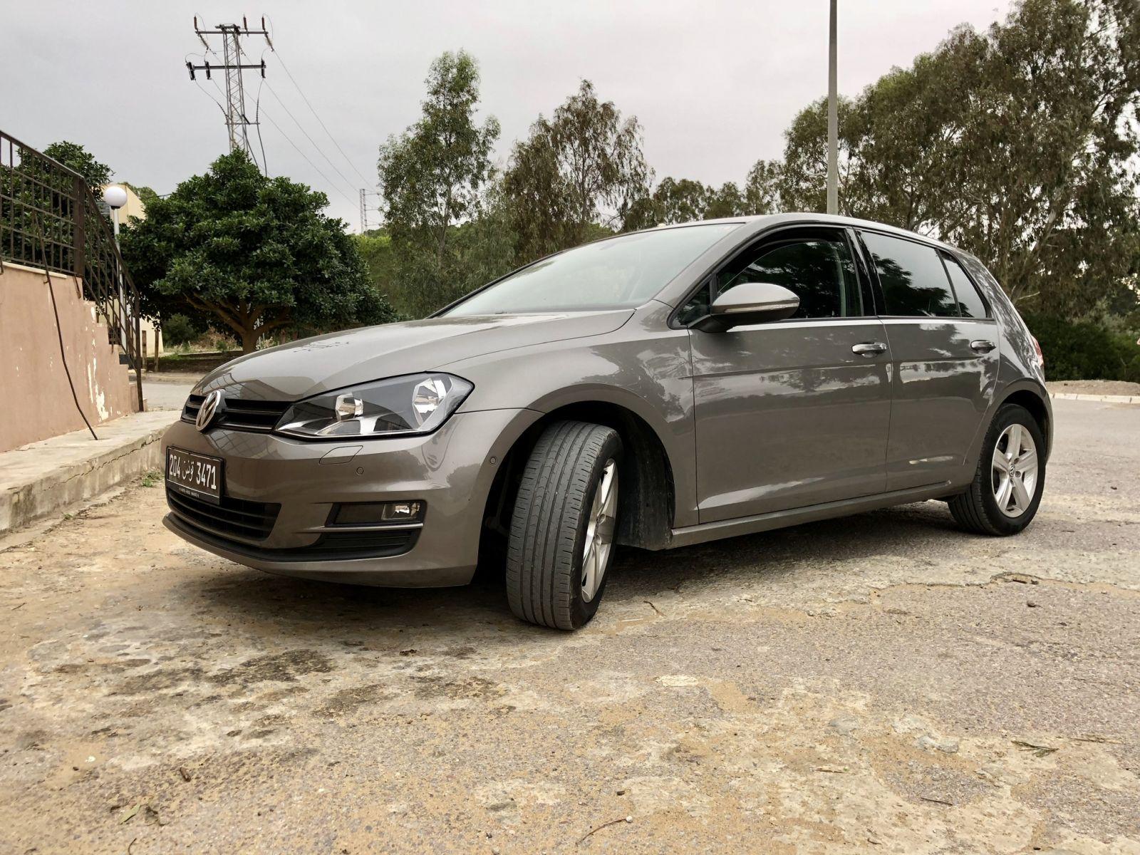 سيارة Volkswagen Golf 9 مستعملة - السعر في تونس - autoprix.tn