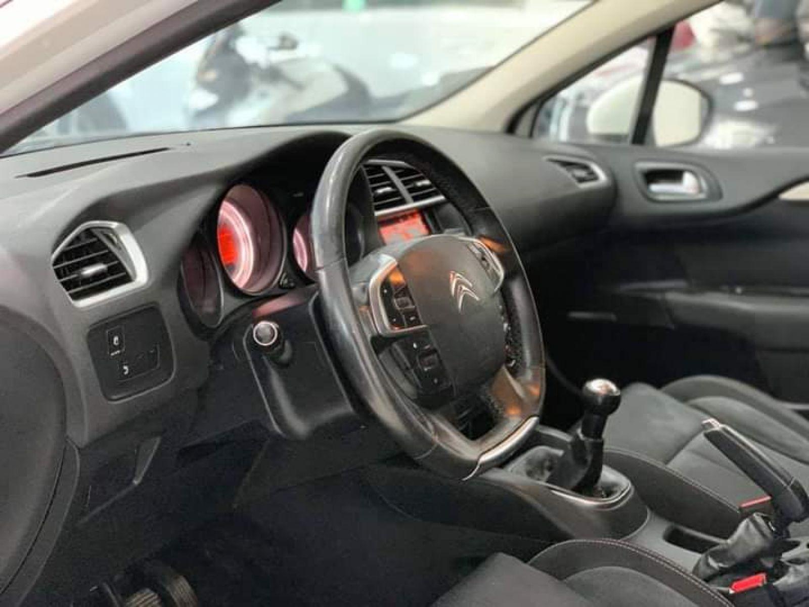 Carte voiture Citroen C4