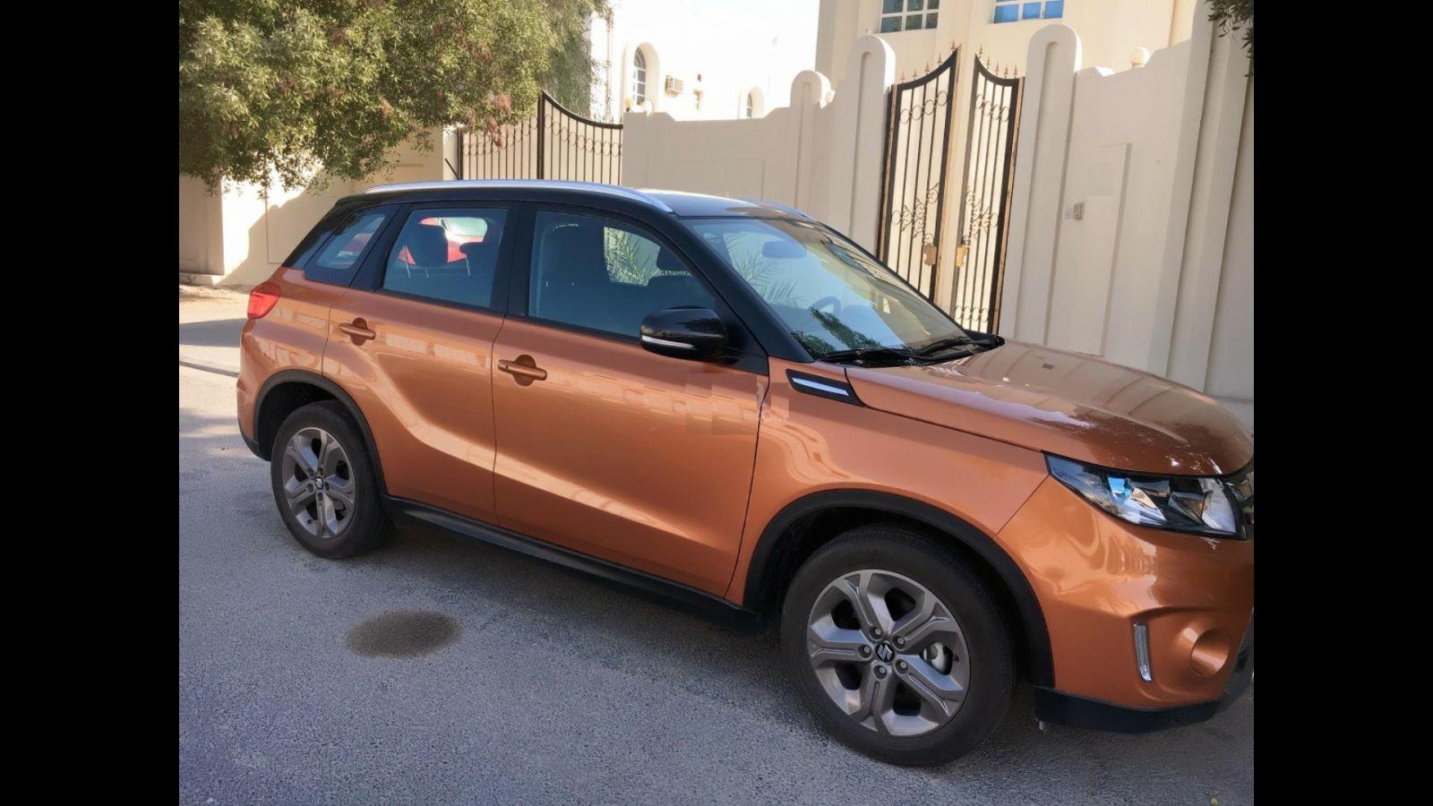 Carte voiture Suzuki Vitara